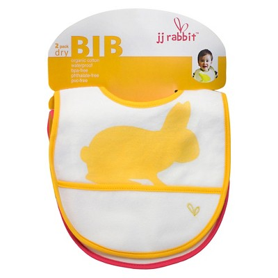 jj rabbit dryBIB™ Set - Hot 2pc