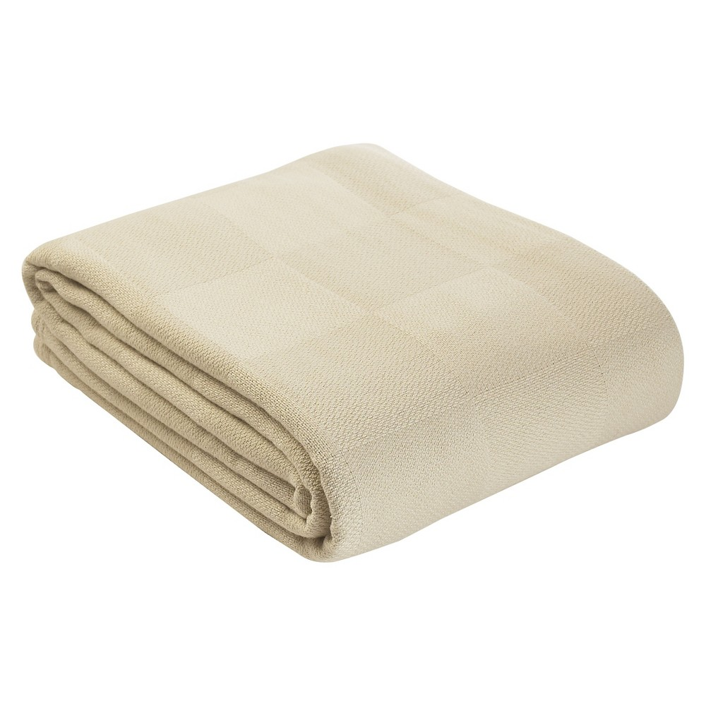 The Bamboo Collection Rayon made from Bamboo/Cotton Blanket - Tan (Full/Queen)