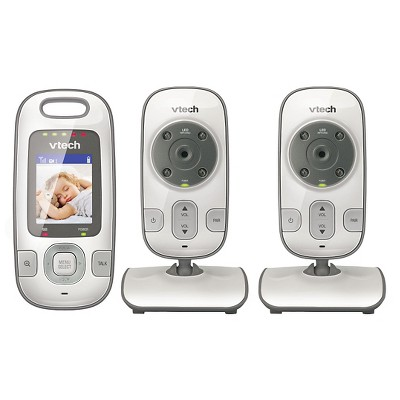 VTech® Safe&Sound® 2  Color Video Monitor with Two Cameras - VM312-2