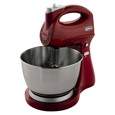 Sunbeam® Hand & Stand 5-Speed Mixer - Red FBSBH0302