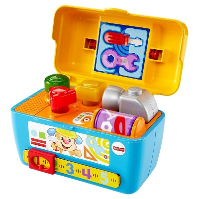 Fisher-Price Laugh & Learn Smart Stagestoolbox