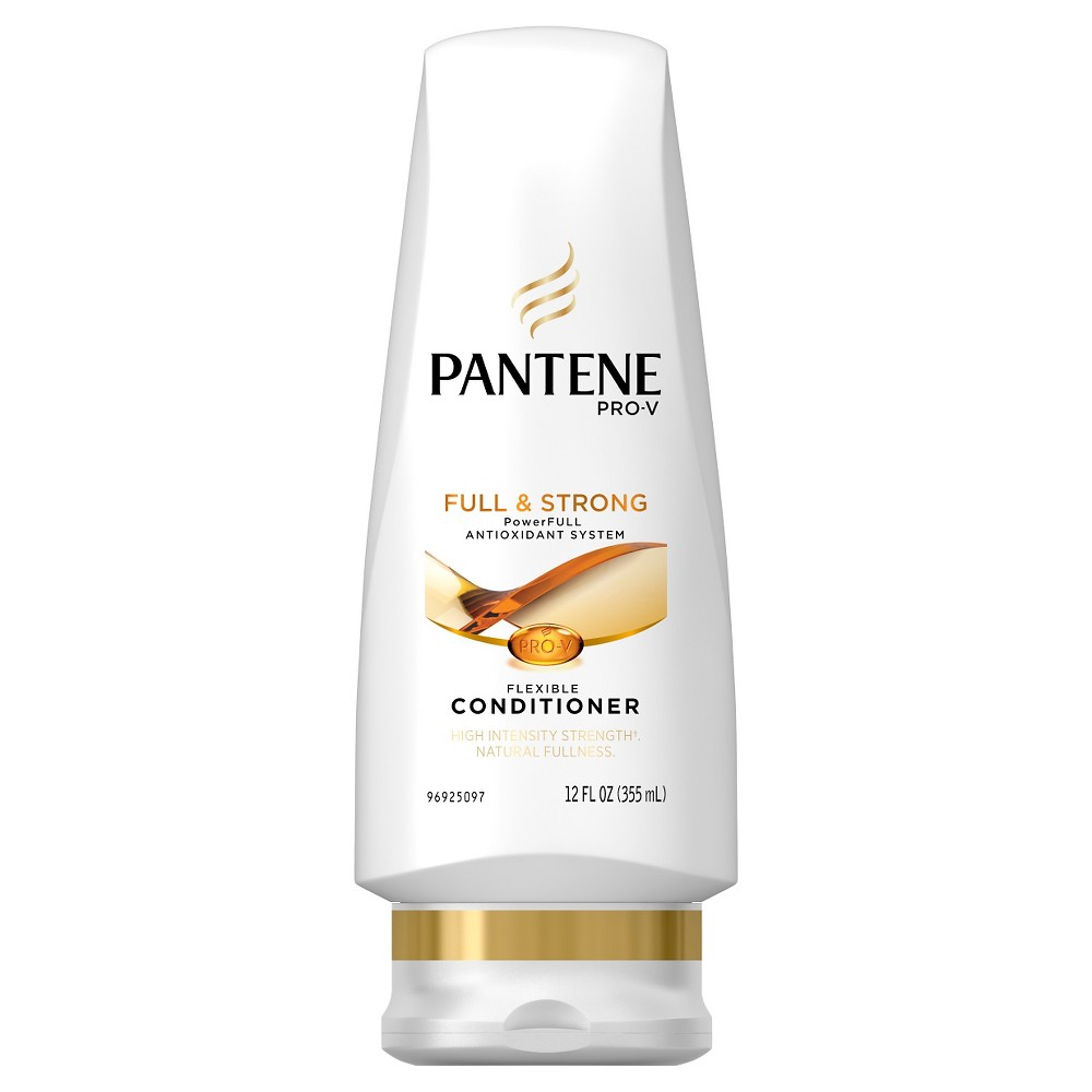 Pantene Pro-V Full and Strong Conditioner - 12 fl oz