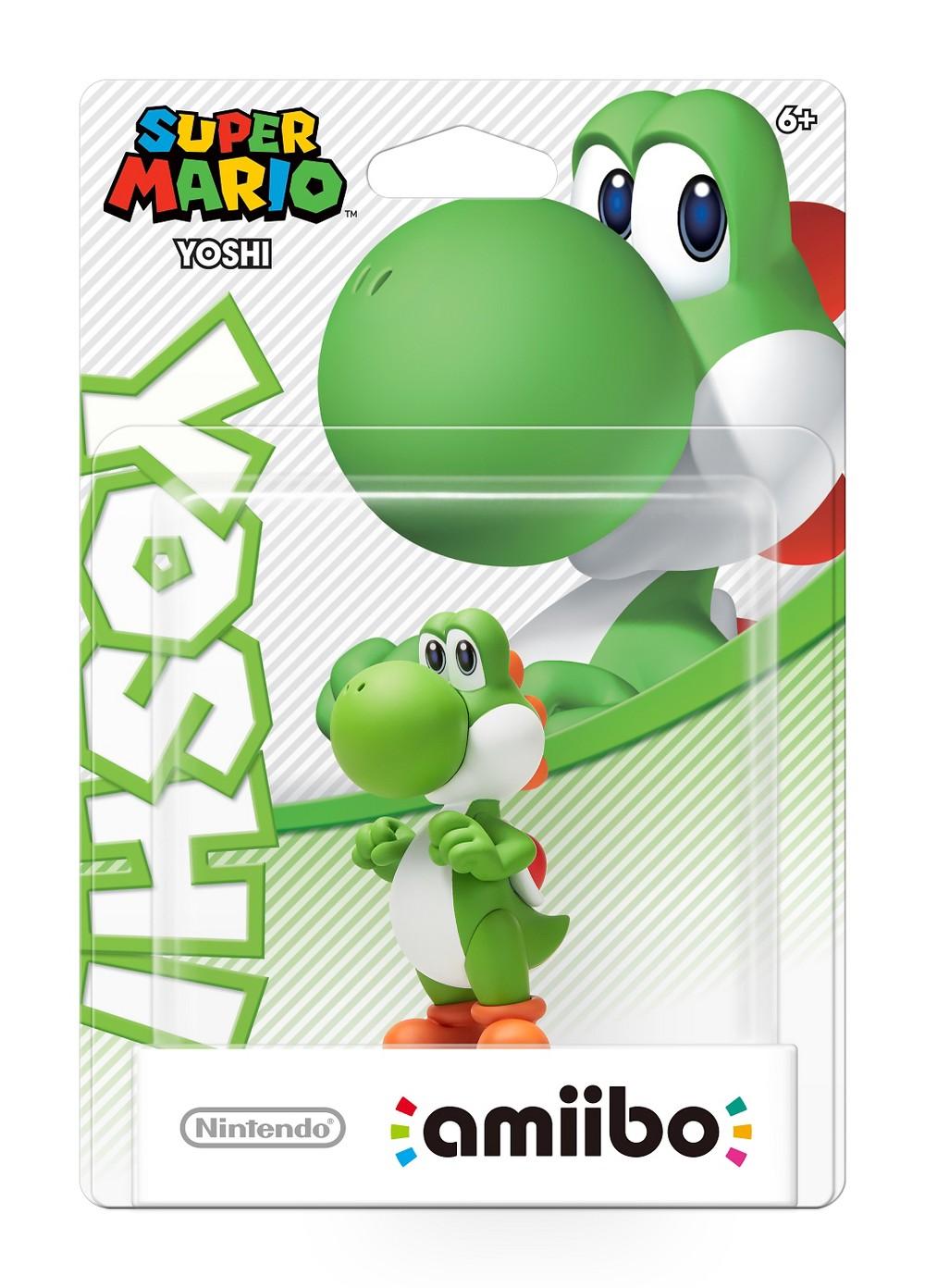 Yoshi amiibo - Super Mario Series, Green