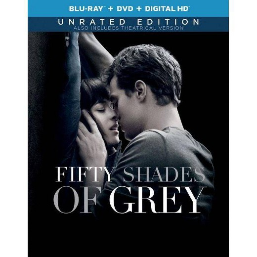 fifty shades of grey discs includes digital copy  blu ray fifty shades of grey 2 discs includes digital copy ultraviolet blu ray dvd