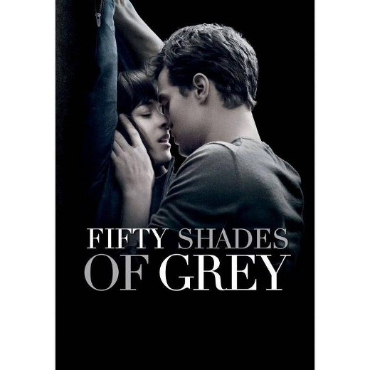 Fifty shades of grey dvd target for The fifty shade of grey