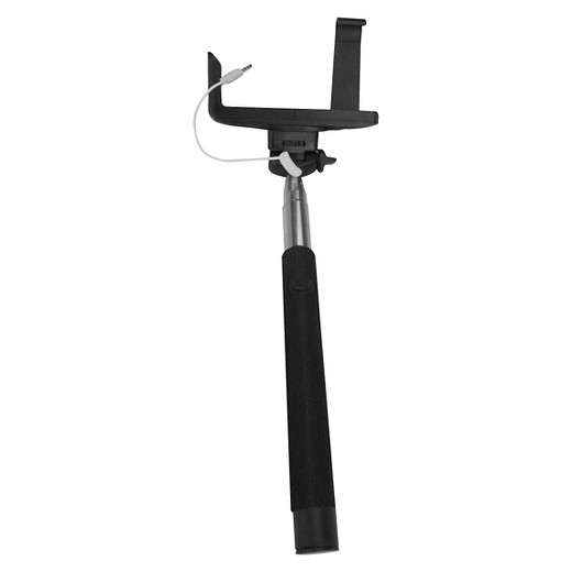 selfie stick promark black ajmono blk target. Black Bedroom Furniture Sets. Home Design Ideas