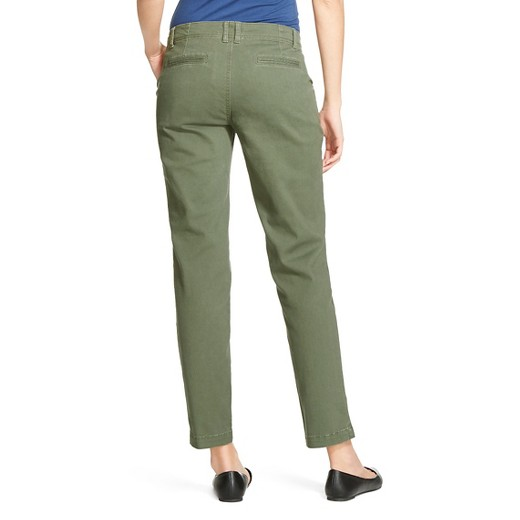 Women's Stretch Twill Pants - Merona™ : Target
