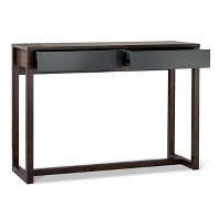 Berton Console 2 Drawers Table