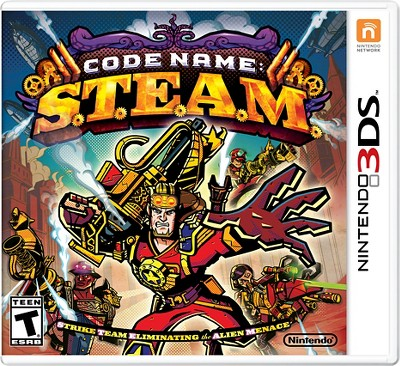 Code Name S.T.E.A.M. for Nintendo 3DS & 2DS