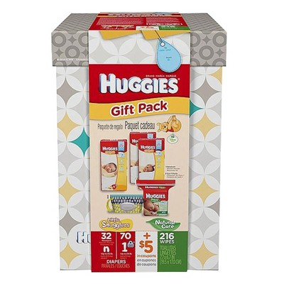 Huggies® Little Snugglers Gift Pack