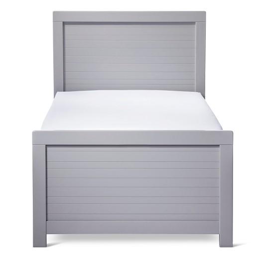 rowen kids wood bed delta children - Kids Twin Bed Frame