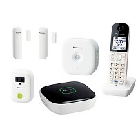 System KX-HN6003W Smart Home Monitoring System