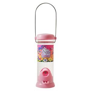 Droll Yankees My Pretty Bird Feeder - Pink