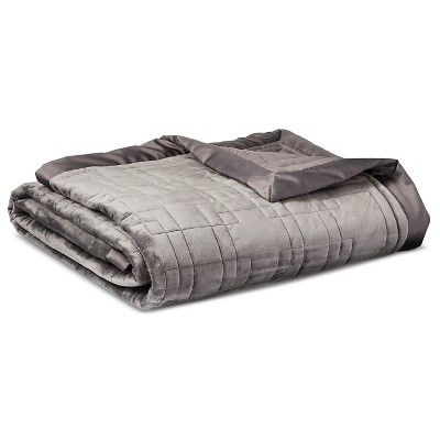 Blanket - Gray (King)- Fieldcrest™