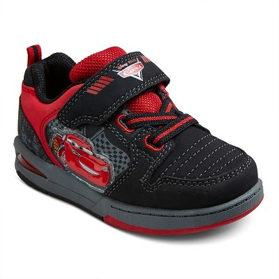 Toddler Boys' Cars Sneakers - Red 10