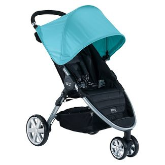 Baby Trend Go Lite Snap Gear Sprout Travel System - Stardust Rose
