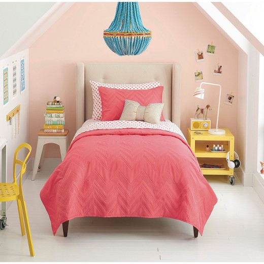 Chevron Quilt Bedding Collection - Xhilarationâ?¢ : Target : chevron quilt bedding - Adamdwight.com