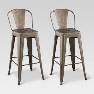 Carlisle 24 Quot Metal Counter Stool Threshold Target