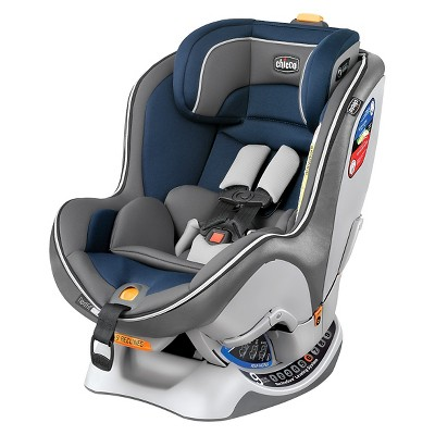 Chicco NextFit Zip Convertible Car Seat - Sapphire