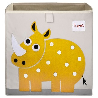 Rhino Kids Toy Storage Bin - 3 Sprouts