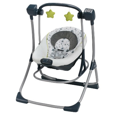 Graco® Cozy Duet Swing - Shine