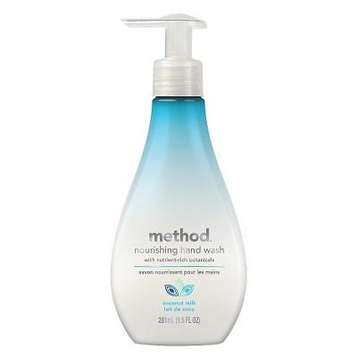 Method Nourishing Hand Soap Coconut Milk - 9.5oz