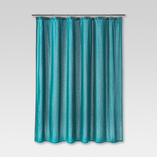 teal striped shower curtain. Stripe Shower Curtain  Trout Stream Threshold Target