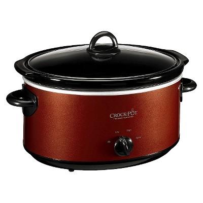 Crock-Pot® 6 Qt. Manual Slow Cooker - Bronze SCV603