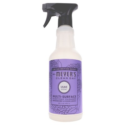 Mrs. Meyer's® Lilac Scented Multi-Surface Everyday Cleaner - 16oz