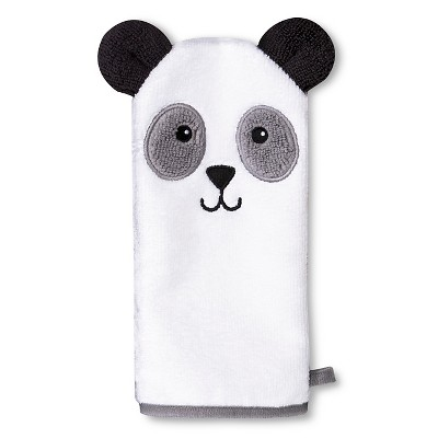 Newborn Bear Wash Mitt - White Circo™