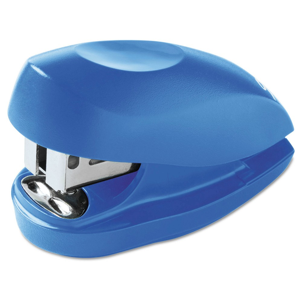 Swingline Tot Mini Stapler, 12-Sheet Capacity, Blue