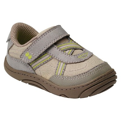 Baby Boys' Surprize by Stride Rite®Andy Sneakers - Gray 4