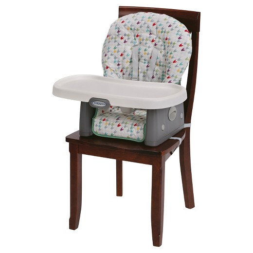 Graco reclining high chair review and giveaway graco for Chaise haute prima pappa diner