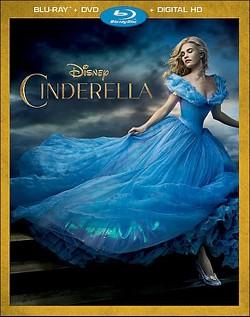 Cinderella (Includes Digital Copy) (Blu-ray/DVD)