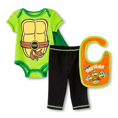 Teenage Mutant Ninja Turtles® Baby Boys' 5pc Gift Set