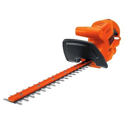 BLACK+DECKER™ 16  Hedge Trimmer - TR116 - Orange