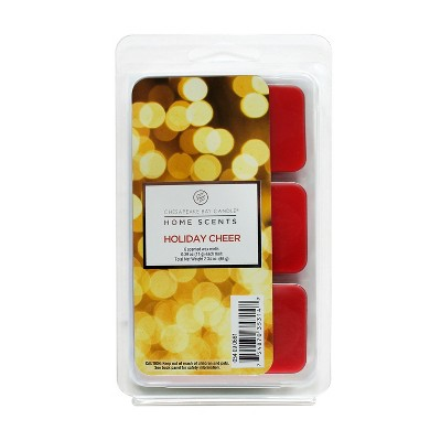 Wax Melts 6pk Holiday Cheer - Home Scents by Chesapeake Bay Candle®