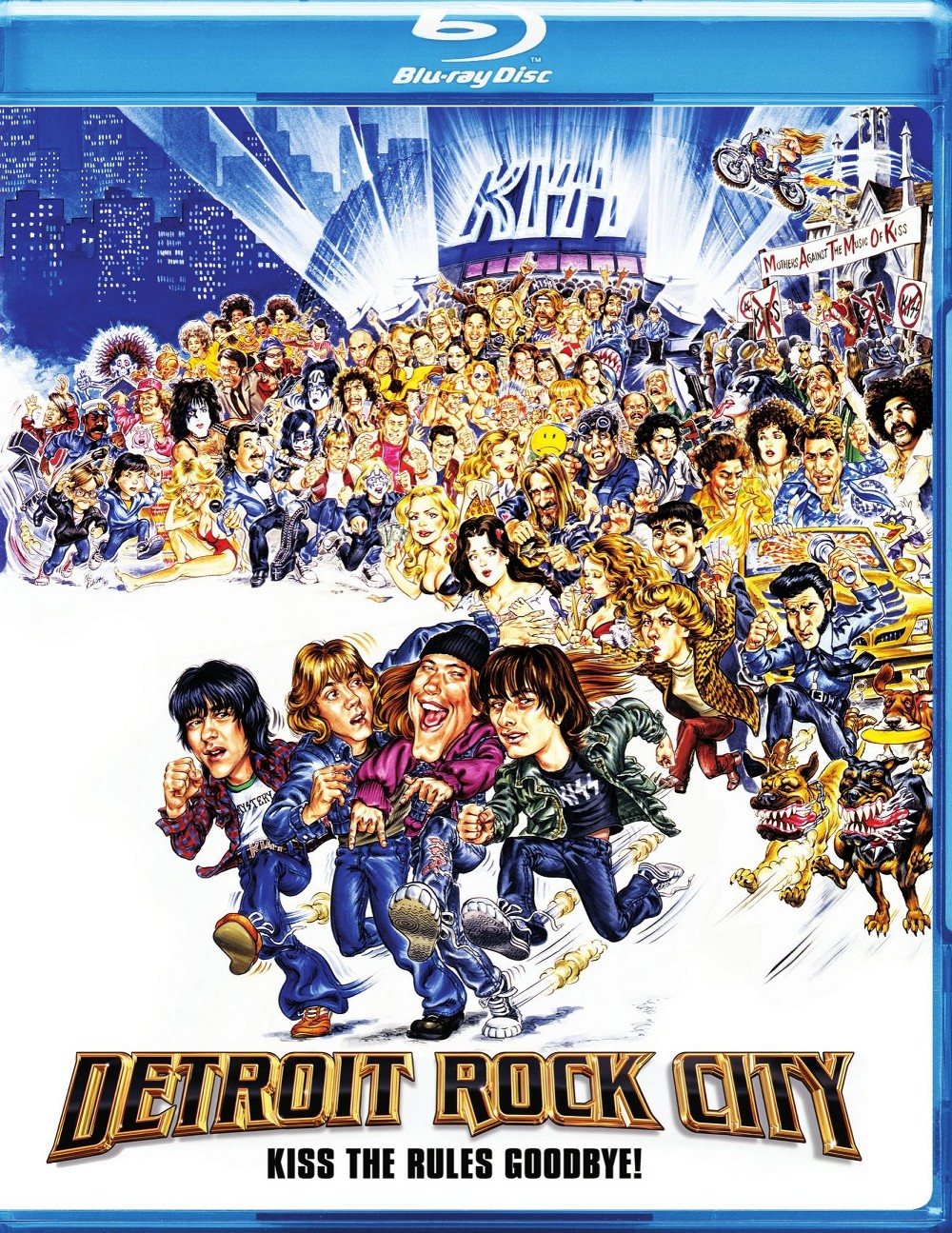 Detroit Rock City (Blu-ray)