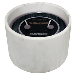 3-Wick Jar Candle Sandalwood Marble 16.2oz - THE COLLECTION by Chesapeake Bay Candle®