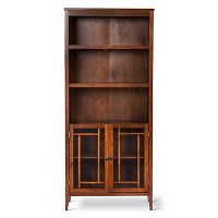 Luther Bookcase with Storage