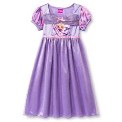 Disney® Princess Rapunzel Toddler Girls' Nightgown - Purple