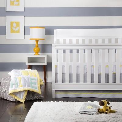 Circo™ 4pc Crib Bedding Set - My Sunshine