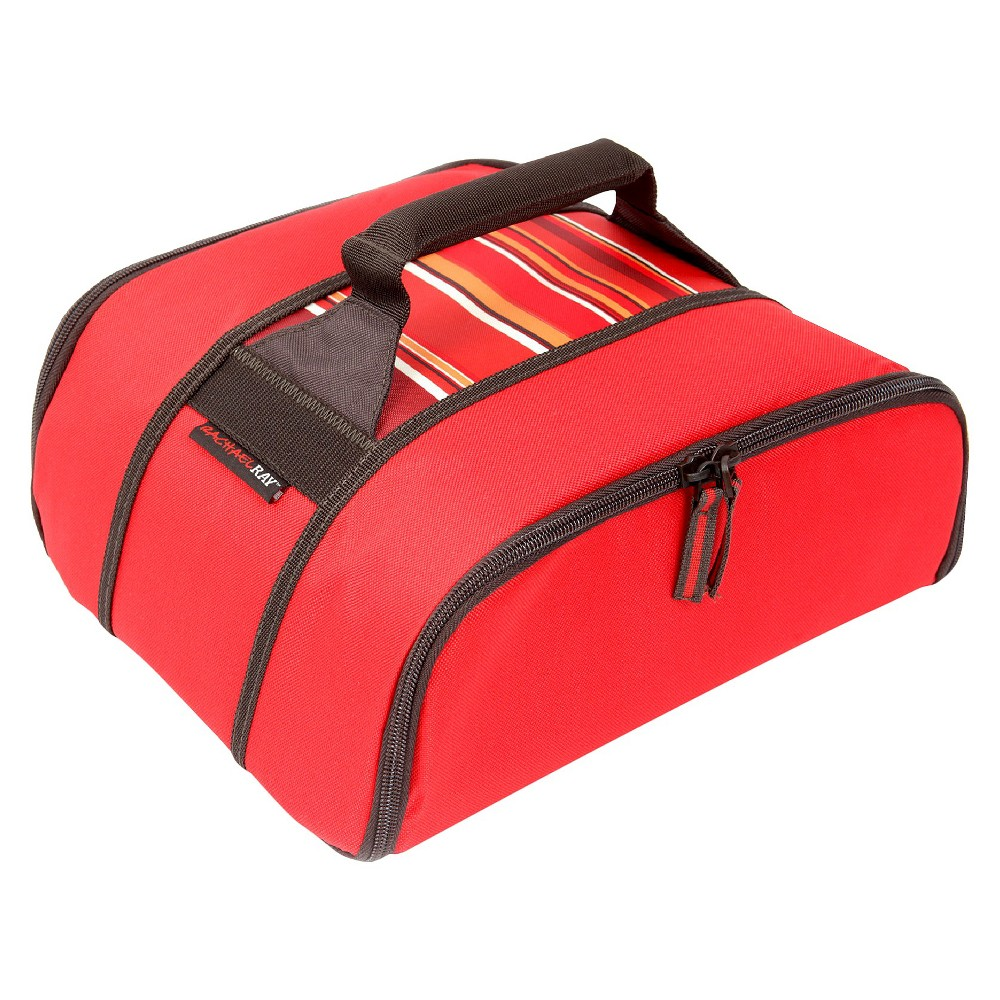 Rachael Ray Stowaway Potlucker - Red Stripe