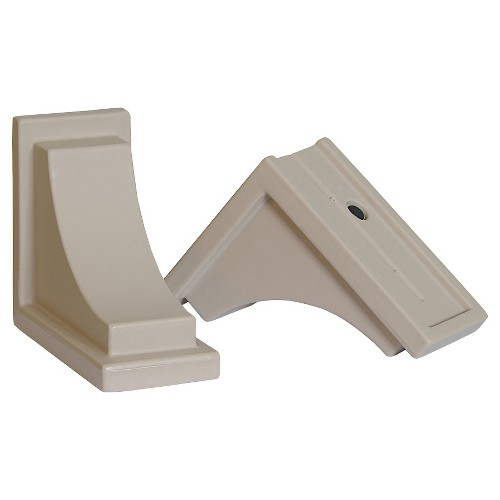 Nantucket Decorative Brackets - Muted Clay - Mayne