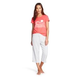 Women's Pajama Challis Set Playful - Gilligan & O'Malley™