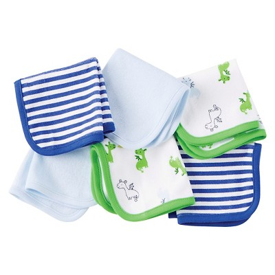 Just One You™ Made by Carter's® Baby Washcloth Set - Blue