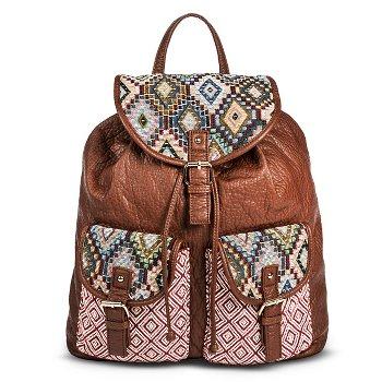 Under One Sky Backpack Womens Handbag