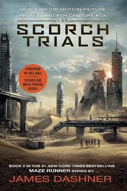 The Scorch Trials ( Maze Runner) (Media Tie-In) (Paperback) by James  Dashner