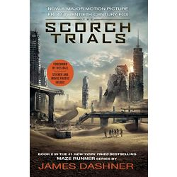 The scorch trials maze runner reprint paperback by james the scorch trials maze runner media tie in paperback fandeluxe Images