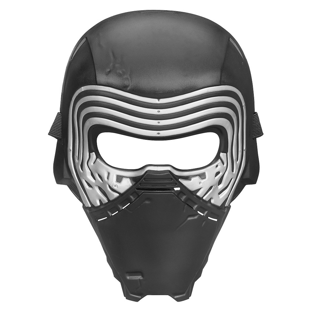 Star Wars The Force Awakens Kylo Ren Mask, Adult Unisex